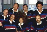 Společná fotografie posádky na oběžné dráze (01.08.1992)