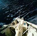 Spacelab-J v nákladovém prostoru nad Indickým oceánem (18.09.1992)