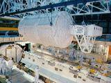 Předstartovní příprava japonského Spacelabu (01.09.1992)