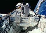 ORFEUS/SPAS na RMS po zachycení (19.09.1993)