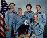 Posádka STS-51-A