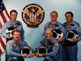 Posádka STS-51-C