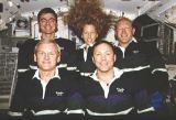 Společná fotografie posádky na oběžné dráze (07.03.1994)