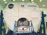 Spacehab na Zemi