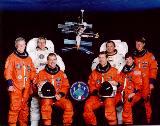 Posádka STS-86 (bez Wolfa)