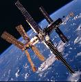 Mir viděný při odletu STS-86