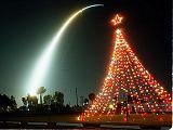 Noční start STS-88 (04.12.1998)