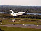 Přístání Columbie STS-90 (03.05.1998)