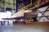 Přesun Columbie z OPF do VAB (16.03.1998)
