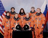 Posádka STS-91 (a Thomas)