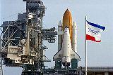 Discovery STS-91 na rampě 39A před startem