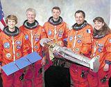 Posádka STS-93