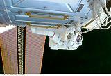 Tanner při EVA-3 (07.12.2000)