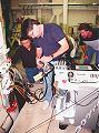 Testování kabeláže SRB ve VAB (20.01.2001)