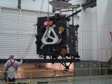 Montáž sondy Rosetta