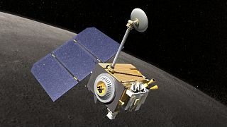 Kresba sondy LRO