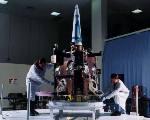Předstartovní příprava Lunar Prospectoru