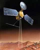 Mars Reconnaissance Orbiter (kresba)