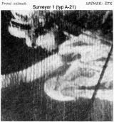 Surveyor 1: První snímek