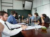 Druhá osobní schůzka zájemců o družici (09.10.2004)