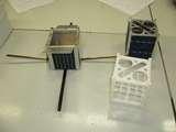Modely a prototyp družice czCube  (07.02.2009)